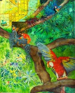 Miami Parrot Jungle