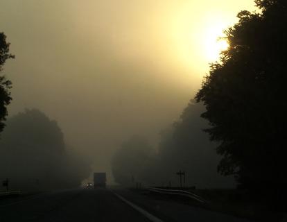 The Hazy Road