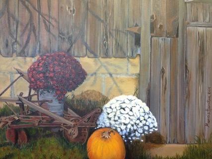 """""""Seeders at Adams Farms"""""""