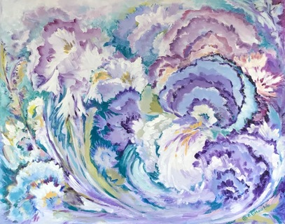 They Bloom In The Sea