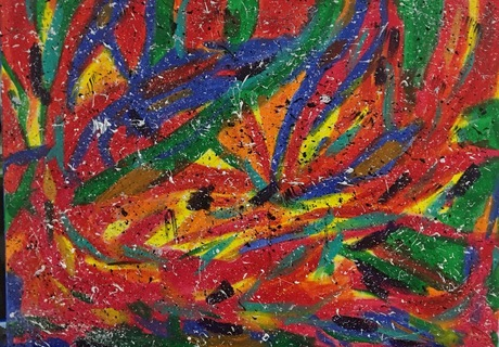 """""""The Fury of Color"""""""