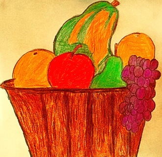 """Sweet Fruits"""