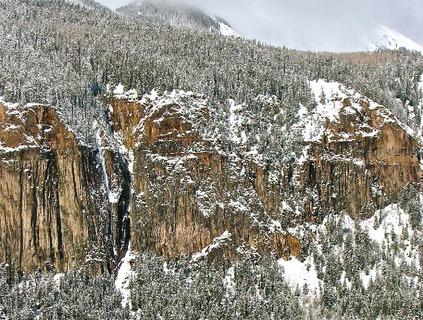 June Snowstorm in Colorado