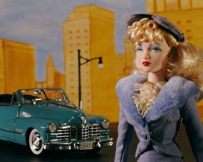 Blue Blonde City